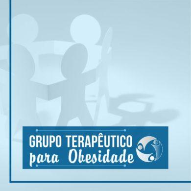 Novidade: Grupo Terapêutico para Obesidade