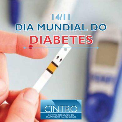 14/11: Dia Mundial do Diabetes